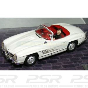 Top Slot Mercedes-Benz 300SL Roadster 1958 TOP-7112