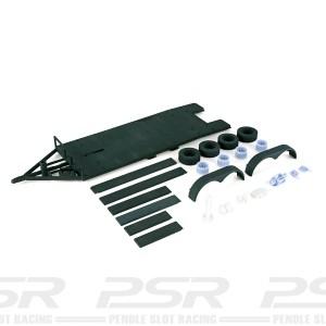 TA71 Car Trailer Twin Axle Flatbed Kit.