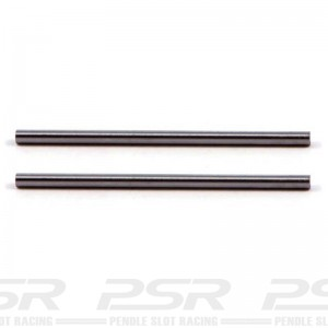 Thunder Slot Steel Axles 49mm