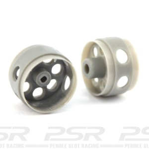 Thunder Slot Plastic Front Wheels 14x9mm