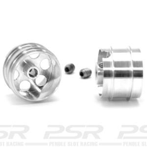 Thunder Slot Aluminium Rear Wheels 14.85x10mm