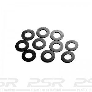 Thunder Slot Nylon Spacers 1mm