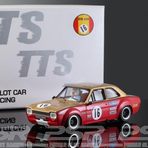 BRM Ford Escort Mk1 Alan Mann No.16 - 124th Scale