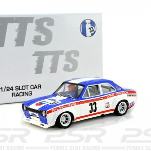 TTS 1/24 Ford Escort Mk1 Team Chevron No.33