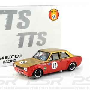 BRM Ford Escort Mk1 Alan Mann No.15 - 1/24th Scale
