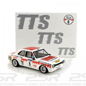 BRM Ford Escort Mk1 Colt Racing No.6 - 1/24th Scale
