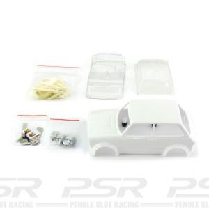 TTS 1/24 Autobianchi A112 White Body Kit