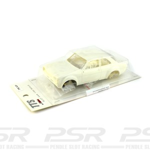 TTS 1/24 Ford Escort Mk1 White Kit