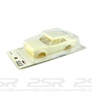 TTS 1/24 Ford Escort Mk1 White Body Kit
