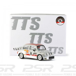 BRM Fiat Abarth 1000 TCR No.86 ABT Team - 1/24th Scale