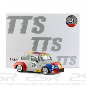 BRM Fiat Abarth 1000 TCR No.264 Trento-Bondone 1975 - 1/24th Scale