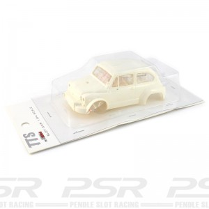 BRM Fiat Abarth 1000 TCR White Body Kit - 1/24th Scale