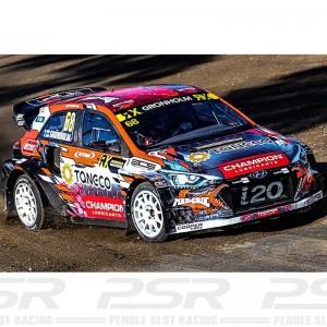SCX Hyundai i20 Gronholm