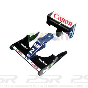 Scalextric Williams F1 FW14B Front & Rear Wing