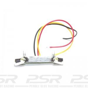 Scalextric LEDs Front Subaru Impreza Police