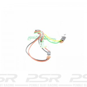 Scalextric LEDs Front & Rear Ford RS200