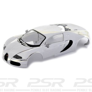 Scalextric Bugatti Veyron Chrome Body