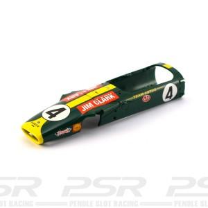 Scalextric Lotus 49 No.4 Jim Clark Body