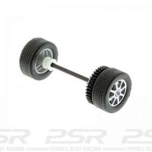 Scalextric Rear Axle Assembly Ford RS200