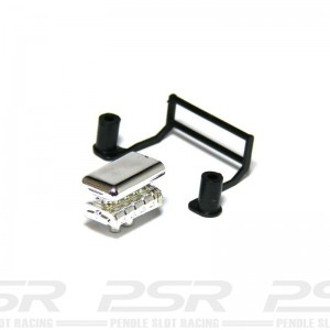 Scalextric Accessory Pack Bull Bar & Engine Detail Dodge Charger