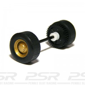 Scalextric Rear Axle Assembly Dodge Charger