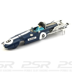 Scalextric Eagle Gurney-Weslake No.9 Body