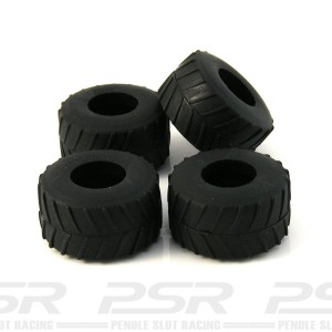 Scalextric Monster Truck Tyres