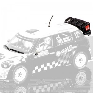 Scalextric Mini Countryman WRC Accessory Pack