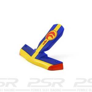 Scalextric Front Wing Kart No.1 Blue