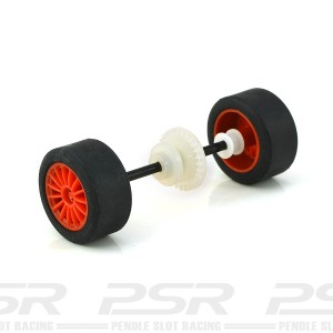 Scalextric Rear Axle Assembly Team GT