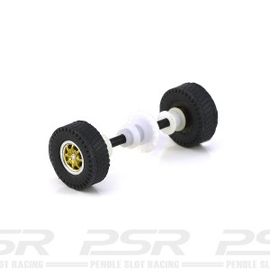 Scalextric Rear Axle Assembly Austin Mini Cooper S
