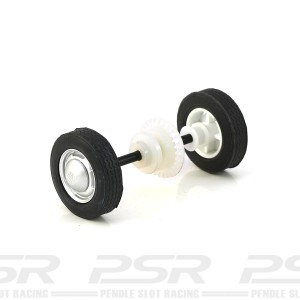 Scalextric Rear Axle Assembly VW Panel Van T1b