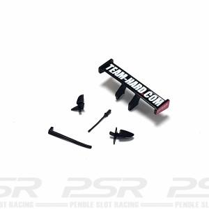 Scalextric Accessory Pack VW Passat CC BTCC