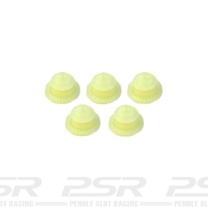 Scalextric Contrate Inline 27z Gear Pack (x5)