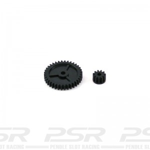 Scalextric Sidewinder & Pinion Set