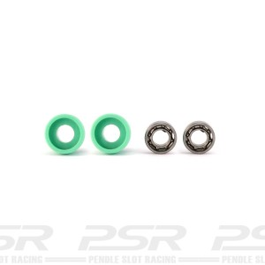Scalextric Sport+ Ball Race Bearings 3mm
