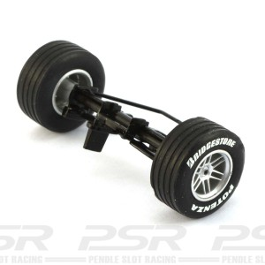 Scalextric Front Axle Assembly McLaren F1