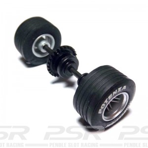 Scalextric Rear Axle Assembly McLaren F1