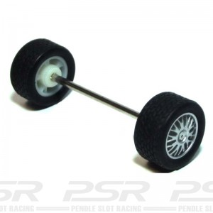 Scalextric Front Axle Assembly Porsche 911 GT1