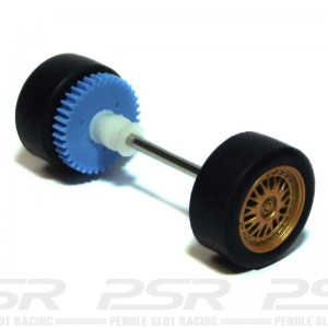Scalextric Rear Axle Assembly Porsche 911 GT3