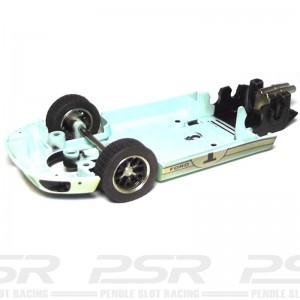 Scalextric Underpan Ford GT40 Blue
