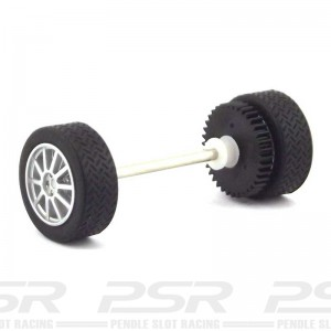 Scalextric Rear Axle Assembly Ford Focus