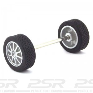 Scalextric Front Axle Assembly Ford Focus