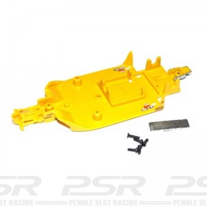 Scalextric Underpan Dallara Indy Car Yellow