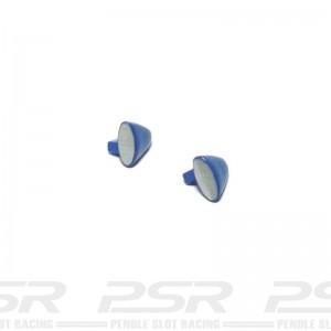 Scalextric Wing Mirrors Type 10 Blue Porsche 911 GT1
