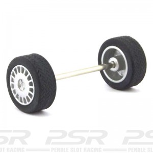 Scalextric Front Axle Assembly Ford Focus Police Car