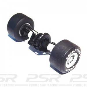 Scalextric Rear Axle Assembly Dallara Indy Car
