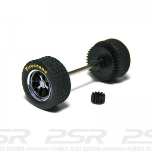 Scalextric Rear Axle Assembly Ford GT40