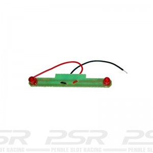 Scalextric LEDs Rear Ford GT 2003