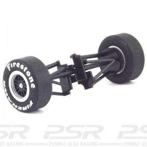 Scalextric Front Axle Assembly Dallara Indy Car